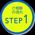 ご相談の流れSTEP1